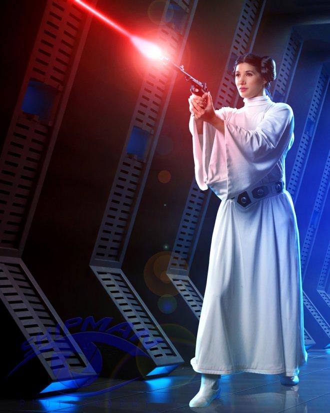 sci fi studio composite Tulsa Ok prices leia