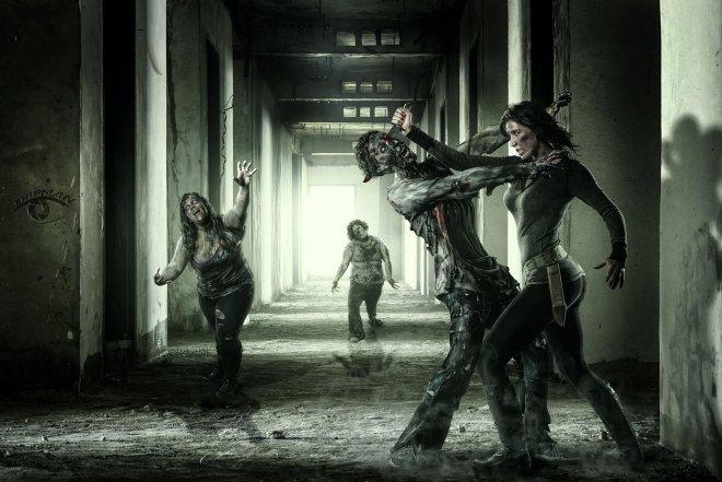 zombie composite Tulsa lifestyle studio