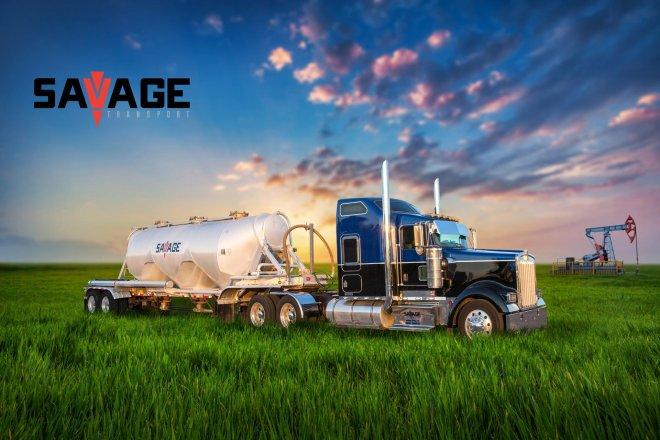 trucking composite commercial Photography_Tulsa transport