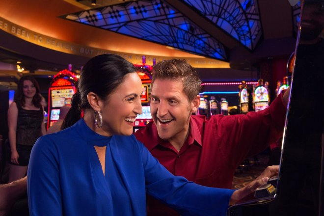 casino gaming commercial photography Tulsa