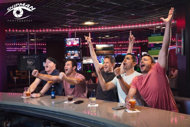 commercial advertising replay sports bar Photography_Tulsa
