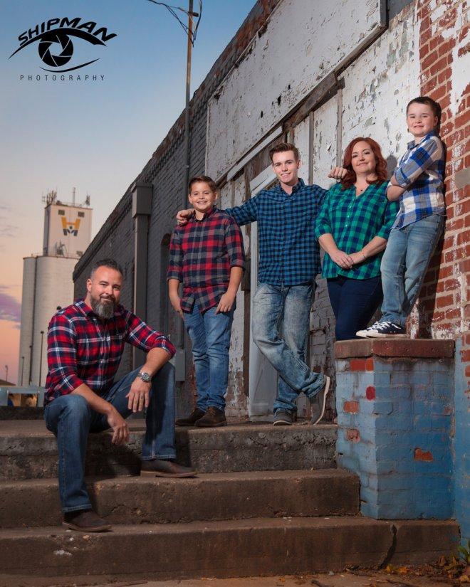family portraits Tulsa Oklahoma