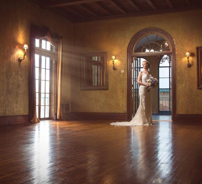 Bridal portrait wedding day bride tulsa Oklahoma